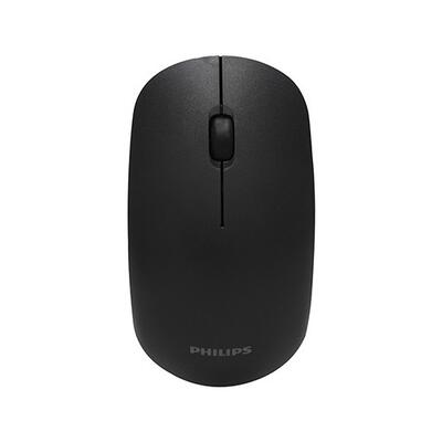 PHILIPS - Philips M315 Siyah 2.4GHz Kablosuz Mouse (SPK7315)