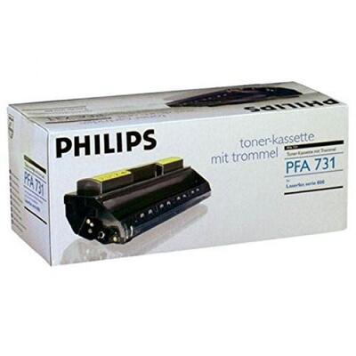 PHILIPS - Philips PFA-731 Siyah Orjinal Toner - LaserFax 800