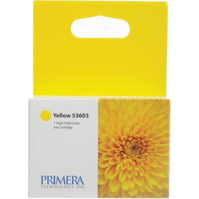 PRIMERA - Primera 53603 Sarı Orjinal Kartuş - Bravo 4100 Serisi Yazıcı Kartuşu