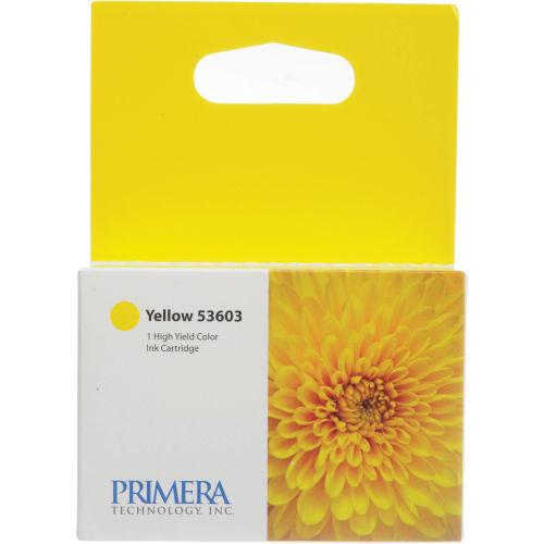 Primera 53603 Sarı Orjinal Kartuş - Bravo 4100 Serisi Yazıcı Kartuşu