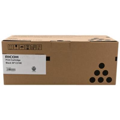 RICOH - Ricoh 407638 SP-C310E Siyah Orjinal Toner SP-C231SF, SP-C232, SP-C310, SP-C311 2,500 Sayfa