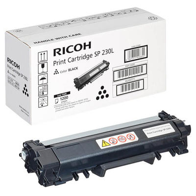 RICOH - Ricoh 408295 SP230L Orjinal Toner 1,200 Sayfa