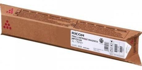 RICOH 841210 KIRMIZI ORJİNAL TONER MP-C2051 / MP-C2551