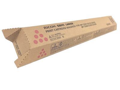 RICOH - Ricoh 841454 Kırmızı Orjinal Toner - MP C4000 / MP C4501