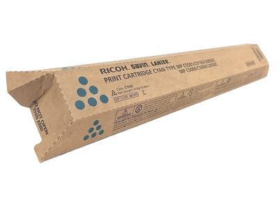 RICOH - Ricoh 841455 Mavi Orjinal Toner - MP C4000 / MP C4501