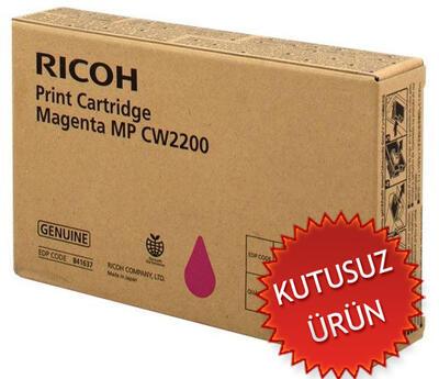 RICOH - Ricoh 841637 Kırmızı Orjinal Toner - MP-CW2200SP / MP-CW2201SP (U)