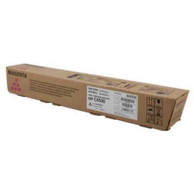 EPSON - Ricoh 842036 Kırmızı Orjinal Kartuş - MP-C4500 / MP-C3500