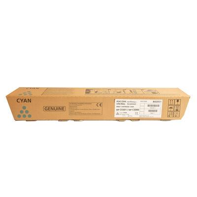 RICOH - Ricoh 842051 Mavi Orjinal Toner - MP-C4000 / MP-C5000