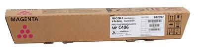 RICOH - Ricoh 842097 MP-C306, MP-C307, MP-C406 (842097) Kırmızı Orjinal Toner