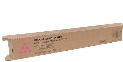 RICOH - Ricoh 842261 Kırmızı Orjinal Toner - IM-C3000 / IM-C3500