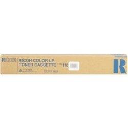 RICOH - RICOH 888118 CL5000 Serisi TYPE 110 MAVİ ORJİNAL FOTOKOPİ TONERİ