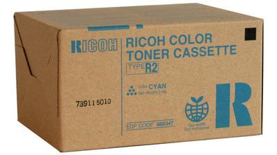 RICOH - Ricoh 888347 Type R2M Mavi Orjinal Toner 3228C / 3235C / 3245C