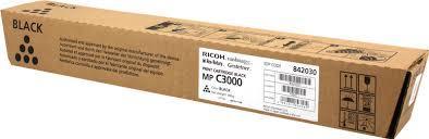 RICOH - Ricoh MP-C2000 / MP-C2500 / MP-C3000 Siyah Orjinal Toner (842030)