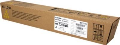 RICOH - RICOH MP-C2503H SARI ORJİNAL TONER 841926 - MP-C2503 / MP-C2011