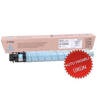 RICOH - Ricoh MP-C2503H Mavi Orjinal Toner 841928 (C)