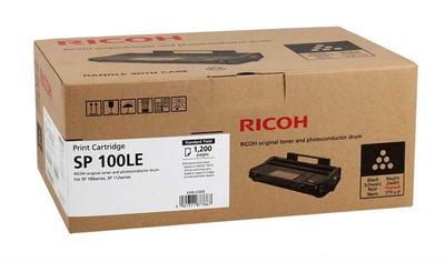 RICOH - Ricoh SP-100LE, SP-110LE (407166) Orjinal Toner SP-100, SP-111, SP-112