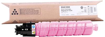 RICOH - Ricoh SP-C430E 821076 Kırmızı Orjinal Toner