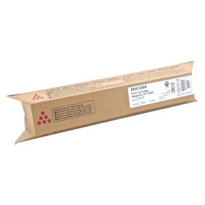 RICOH - Ricoh SP-C430E 821206 Kırmızı Orjinal Toner