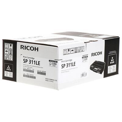 RICOH - Ricoh SP311LE 407249 Orjinal Toner ve Drum Kiti SP-310, SP-311
