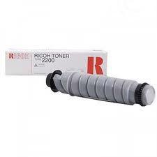 RICOH - RİCOH TYPE 2200 889776 SİYAH ORJİNAL TONER FT-2012/FT-2212/FT-2102