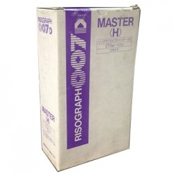 RISO - RISO 007D Master Rollen EZ-220 / RZ-220 (Tekli Paket)