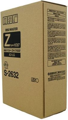 RISO - Riso S-2632 ORJİNAL A3 MASTER RZ-970
