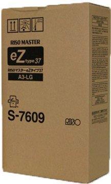 RISO - RISO S-7609 ORJİNAL A3 MASTER