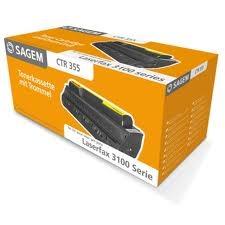 SAGEM - SAGEM CTR-355 Laserfax 3150, 3155, 3170, 3175 ORJİNAL FAKS TONERİ + DRUM KİT