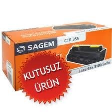 SAGEM - SAGEM CTR-355 LaserFax 3150/3155/3170/3175 ORJİNAL FAX TONER+DRUM KİT (U)