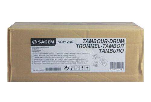 Sagem DRM736 Orjinal Drum Ünitesi - MF3610 / MF3620