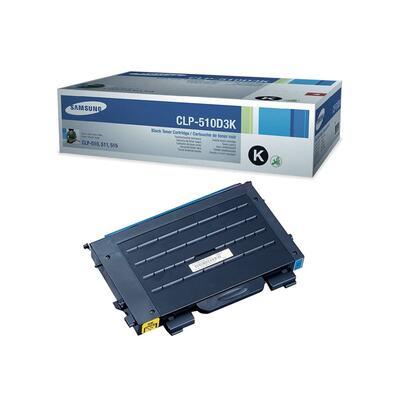 SAMSUNG - Samsung CLP-510D3K/ELS Siyah Orjinal Toner - SL-M4025 / SL-M4075