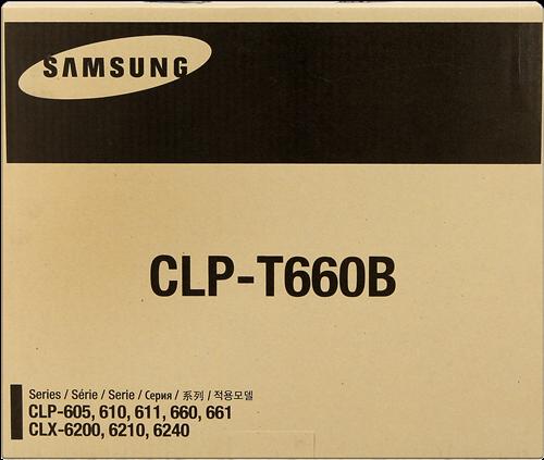 Samsung CLP-T660B Transfer Belt Ünitesi CLP-610, CLP-660, CLX-6200, CLX-6210