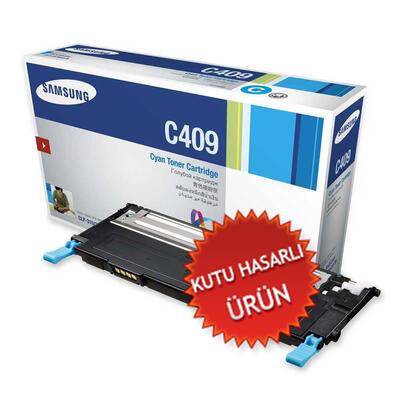 SAMSUNG - Samsung CLT-C409S/SEE Mavi Orjinal Toner - CLP-315 (C)