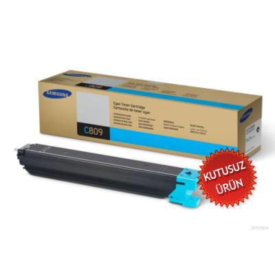 SAMSUNG - Samsung CLT-C809S Mavi Orjinal Toner CLX-9201 / CLX-9251 / CLX-9301 (U)