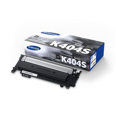 SAMSUNG - Samsung CLT-K404S Siyah Orjinal Toner - Xpress SL-C430 / Xpress SL-C480