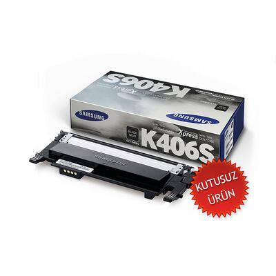 SAMSUNG - Samsung CLT-K406S Siyah Orjinal Toner - CLP-365 / CLX-3305 (U)