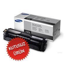 SAMSUNG - SAMSUNG CLT-K504S SİYAH ORJİNAL TONER (U)