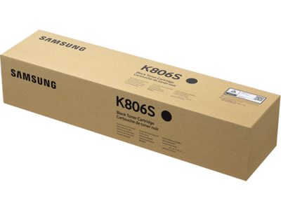 SAMSUNG - Samsung CLT-K806S/SEE Siyah Orjinal Toner X7400, X7500, SL-X7400, SL-X7500, SL-X7600