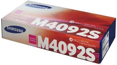 SAMSUNG - Samsung CLT-M4092S/ELS Kırmızı Orjinal Toner - SL-M4025 / SL-M4075