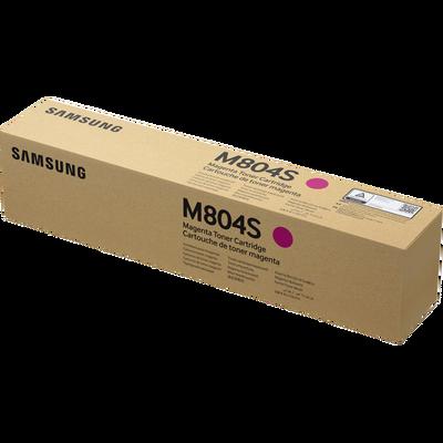 SAMSUNG - Samsung CLT-M804S/SEE Kırmızı Orjinal Toner - X322NR / X3280NR