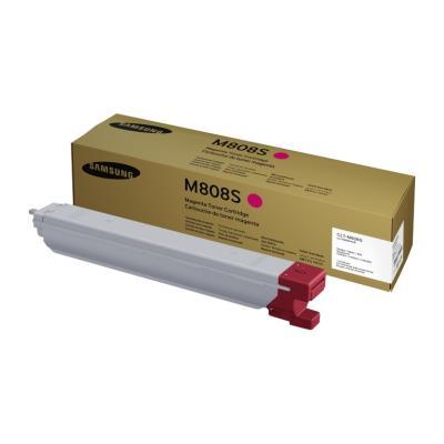 SAMSUNG - Samsung CLT-M808S (SS642A) Kırmızı Orjinal Toner SL-X4220, SLX-4250, SLX-4300