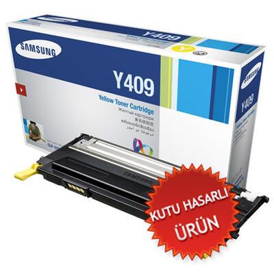 SAMSUNG - Samsung CLT-Y409S/SEE Sarı Orjinal Toner - CLP-315 (C)