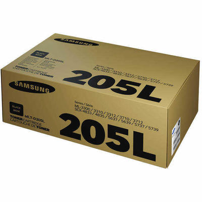 SAMSUNG - SAMSUNG MLT-205L (MLT-D205L) SİYAH ORJİNAL TONER ML-3710