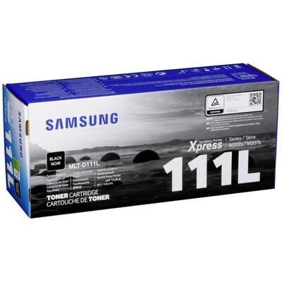 SAMSUNG - Samsung MLT-D111L Yüksek Kapasiteli Siyah Orjinal Toner - Xpress M2020 / M2070 / SL-M2000