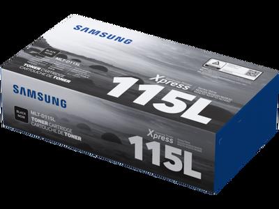 SAMSUNG - Samsung MLT-D115L/XSG Siyah Orjinal Toner Xpress SL-M2620, SL-M2670, SL-M2820, SL-M2870