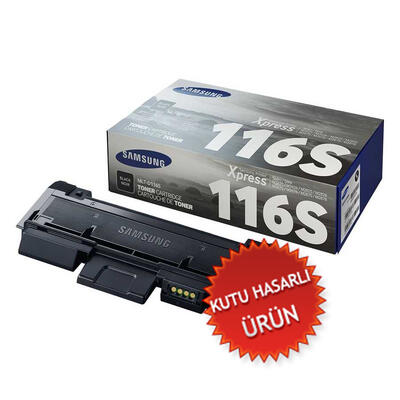 SAMSUNG - Samsung MLT-D116S/SEE Siyah Orjinal Toner - M2675 / M2676 (C)