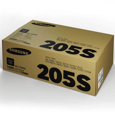 SAMSUNG - Samsung MLT-D205S Orjinal Toner 2,000 Sayfa ML-3310, ML-3710, SCX-4833, SCX-4835, SCX-5637
