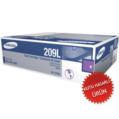 SAMSUNG - SAMSUNG MLT-D209L/SEE ORJİNAL SİYAH TONER 4824 / 4828