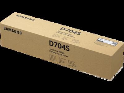 SAMSUNG - Samsung MLT-D704S Siyah Orjinal Toner (SS772A) SL-K3300NR, SL-K3250R