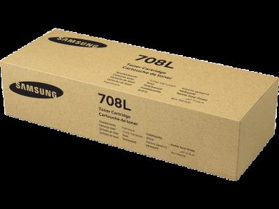 SAMSUNG - Samsung MLT-D708L Yüksek Kapasiteli Siyah Orjinal Toner (SS782A)